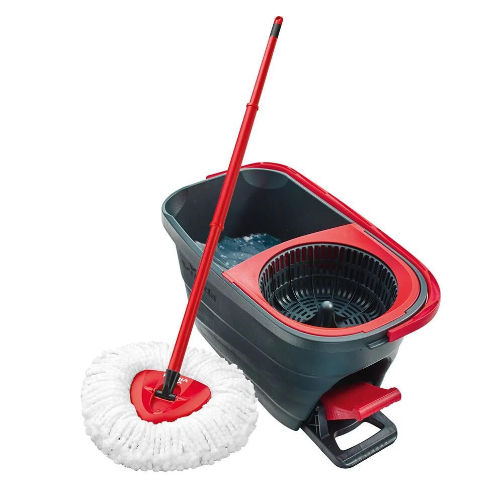 Vileda Turbo Smart Spin Mop and Bucket £17.50 + £5 Delivery @ Wilkos