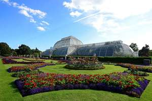 Visit to Kew Gardens and Palace for Two £26 or Family with 2 kids for £38 (using code) @ buyagift