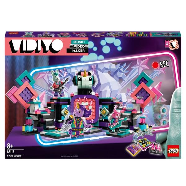 LEGO VIDIYO K-Pawp Concert BeatBox AR Video Maker £30.38 Delivered using code @ Hamleys