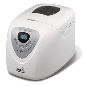 Morphy Richards 600W Fastbake Breadmaker (White) - £41.92 Delivered @ Dispatched from and sold by Amazon