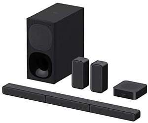 Sony HT-S40R - 5.1ch Soundbar with Subwoofer and Wireless Rear Speakers £305.76 @ Amazon