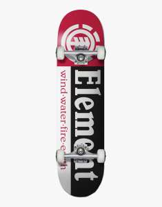 Element Section Complete Skateboard - £63.94 delivered @ Route One