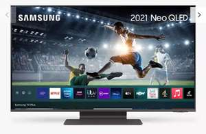 Samsung QE50QN94A (2021) Neo QLED HDR 2000 4K Ultra HD Smart TV £1169.10 with code (My John Lewis - Free to join) @ John Lewis & Partners