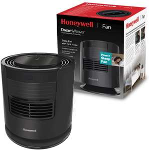 Honeywell DreamWeaver Sleep Fan with Pink Noise HTF400E £50.88 @ Amazon Dispatched from and sold by UK Surplus Central Ltd