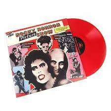 The Rocky Horror Picture Show Official Soundtrack (Red Vinyl) £14.57 (£13.11 with Newsletter Code) delivered @ RareWaves