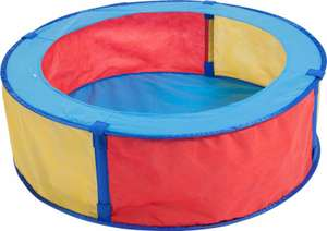 Chad Valley Pop Up Ball Pit - Multicolour £5 delivered @ Argos / ebay