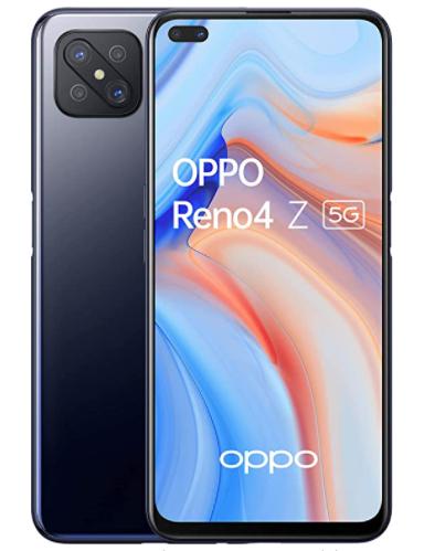 OPPO Reno4 Z 5G Smartphone With 8GB RAM + 128GB Plus 4000mAh Battery, Quick Charge, Dual Sim - £193.58 (UK Mainland) @ Amazon Italy