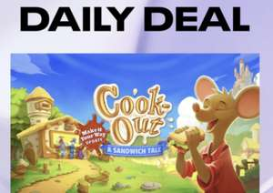 Oculus VR Daily Deal - Cook-Out £10.99 @ Oculus