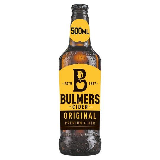 Bulmers Original Apple Cider £1 for 500ml bottles instore @ Home Bargains (Ashton Under Lyne)