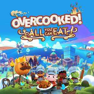 Overcooked All You Can Eat (PS4 & PS5) £15.24 a Playstation Store