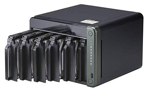QNAP TS-653D-4G 6-Bay Desktop NAS, 4GB RAM £595.46 at Amazon