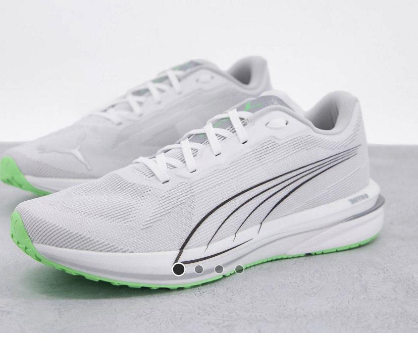 Puma Training Velocity Nitro Cooladapt Running Trainers - £36 (With Code) at ASOS