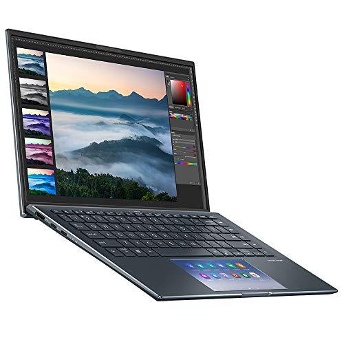 "ASUS ZenBook 14 UX435EG Full HD 14"" Touchscreen Laptop Intel i7-1165G7, Nvidia MX450 Graphics Card, 16GB RAM, 512GB SSD £984.18 @ Amazon"