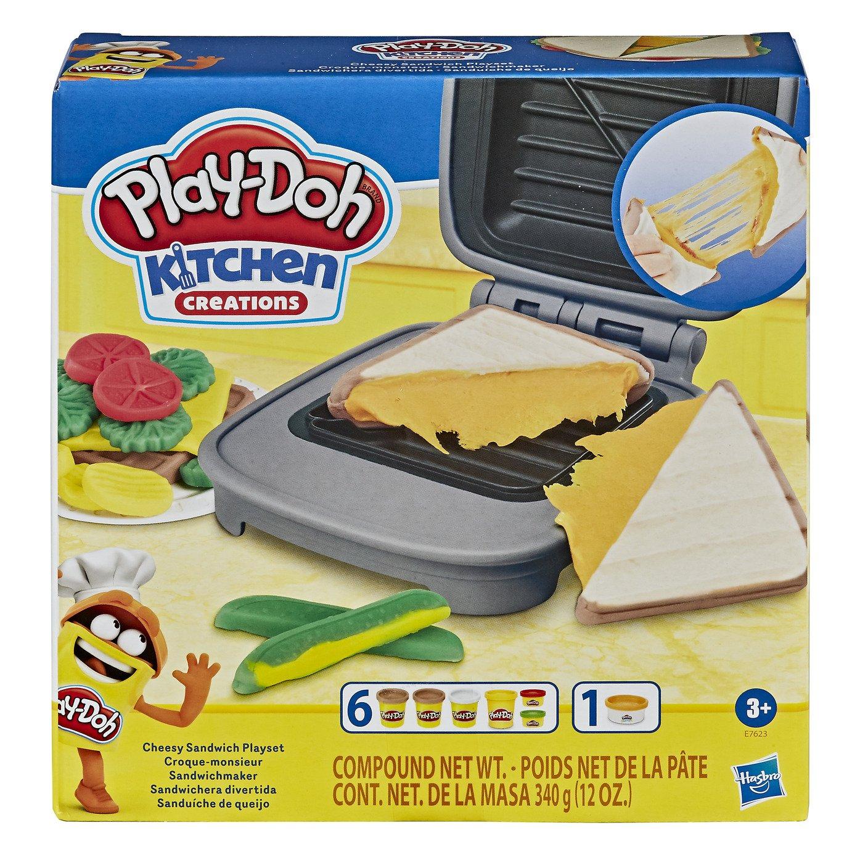 Playdoh cheese toastie set £2.75 Tesco Broughton