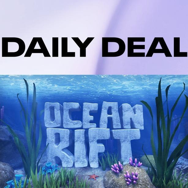 Oculus VR Daily Deal - Ocean Rift £4.99 @ Oculus
