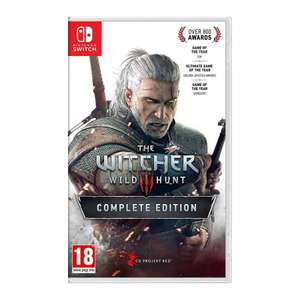 The Witcher 3: Complete Edition (Switch) £35.95 @ The Game Collection