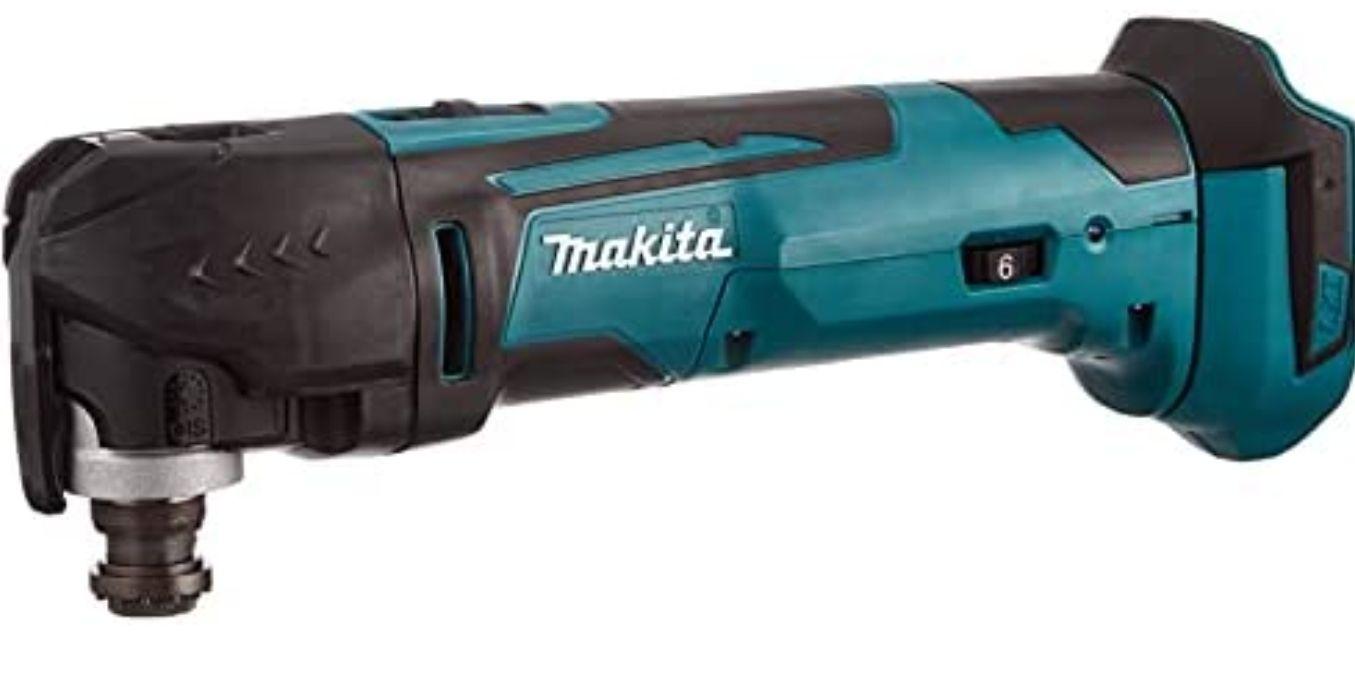 Makita DTM51Z Multi-Tool, 18 V body only £99.99 at Amazon