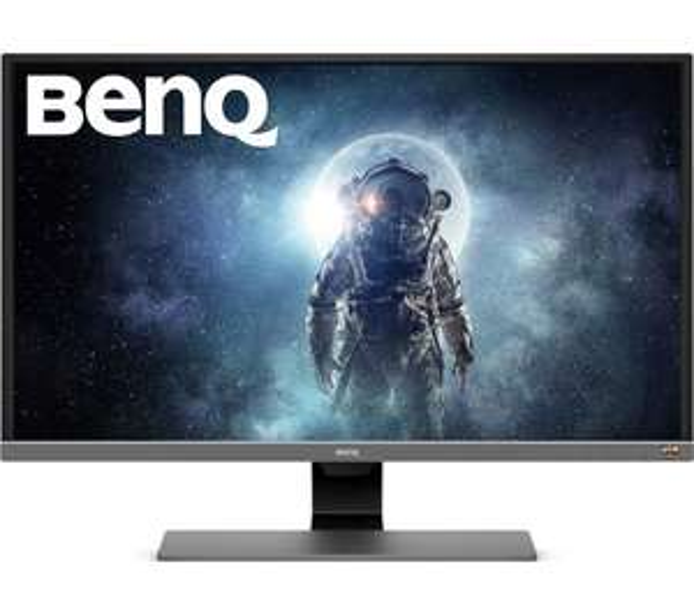 "BENQ EW3270U 4K Ultra HD 32"" LED Monitor - Black & Grey £339 @ Currys PC World"