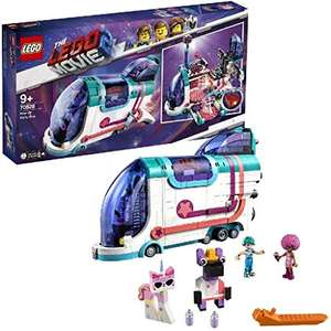 Used - Like New - LEGO 70828 The Movie 2 Pop-Up Party Bus (Discontinued by Manufacturer) £22.53 delivered @ Amazon Warehouse