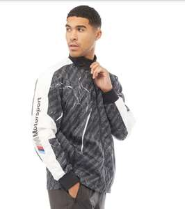 Puma BMW Motorsport Street Track Jacket Now £19.99 - £4.99 Delivery or Free with delivery pass or £75 spend @ M&M Direct