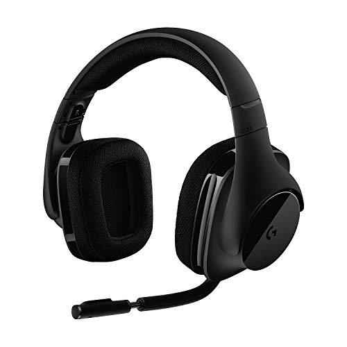 Used - Like New - Logitech G533 Wireless Gaming Headset, 7.1 Surround Sound £46.40 @ Amazon Warehouse