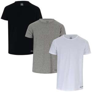 3 Pack - Lyle & Scott Cotton Logo T-Shirts (Various Colours / XS - XXL) £13.49 With Code + Free Delivery With Code @ Get The Label