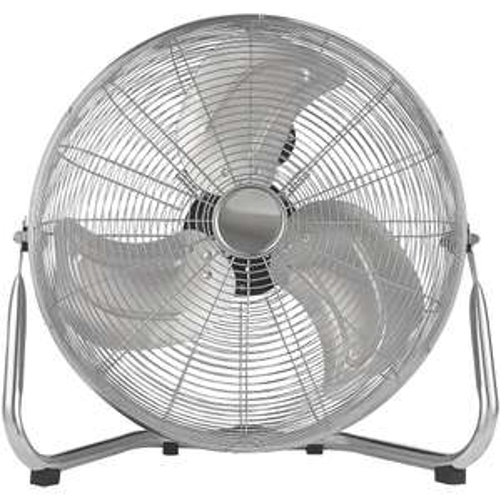 "HF-45B 18"" Industrial Floor Fan 220-240V £34.99 Screwfix free Click & Collect"
