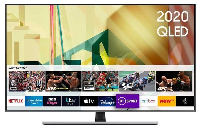 "Samsung QE65Q75T 65"" QLED 4K HDR Smart TV - Free 5 Year Guarantee - £749 at Beyond Television"