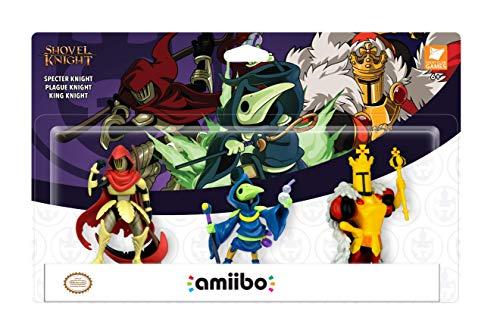 Shovel Knight: Treasure Trove Amiibo 3 Pack (Nintendo Switch) £19.99 (Prime) / £22.98 (Non prime) Delivered @ Amazon