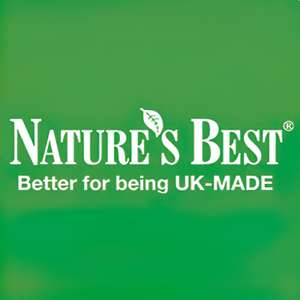 £4 Off a £15 spend, using discount code @ Nature's Best