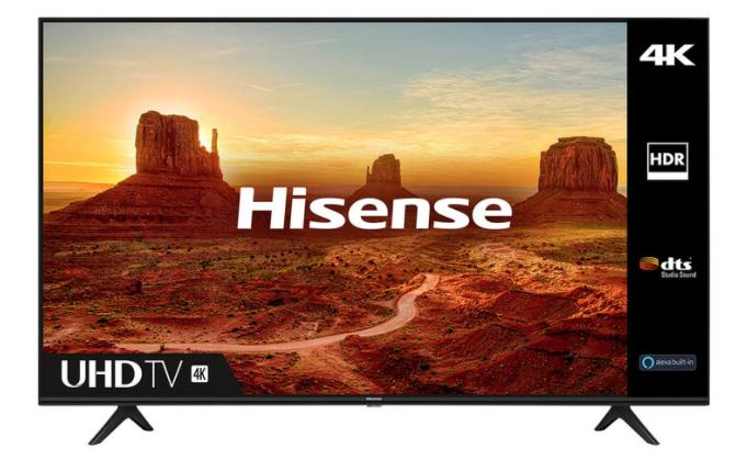 Hisense H75A7100FTUK 75 Inch 4K Ultra HD Smart TV £699.99 @ Costco