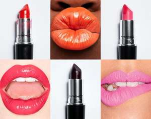 MAC Lipsticks over 25% Off for National Lipstick Day £12.50 at MAC