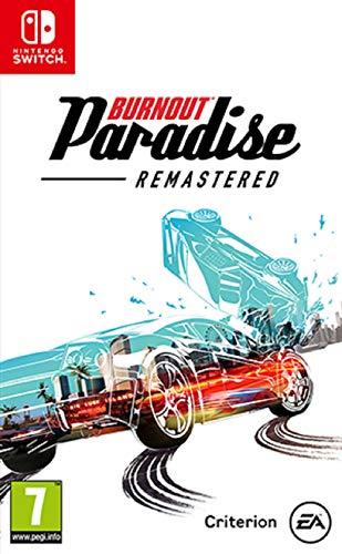 Burnout Paradise Remastered Nintendo Switch £14.99 (+£2.99 nonPrime) Amazon