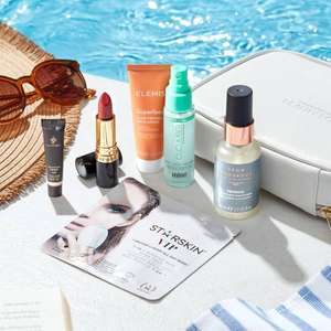 Free Beauty Box worth over £50 when buy a LOOKFANTASTIC Beauty Box for £15 with free delivery @ Look Fantastic
