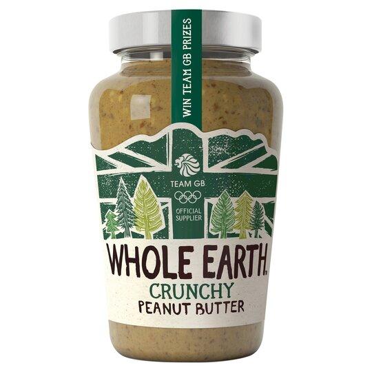 Whole Earth peanut butter 454g smooth or crunchy - £2 @ Asda