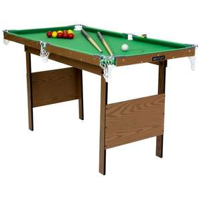 Charles Bentley Junior 4ft Pool Table Green £58 Delivered @ Charles Bentley