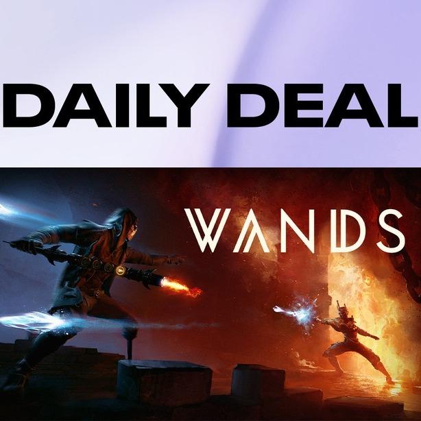 Oculus VR Daily Deal - Wands £10.99 @ Oculus