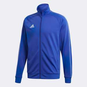 Mens adidas Core 18 Track Top £18.40 with code (£17.25 via adidas app) + Free Delivery @ adidas
