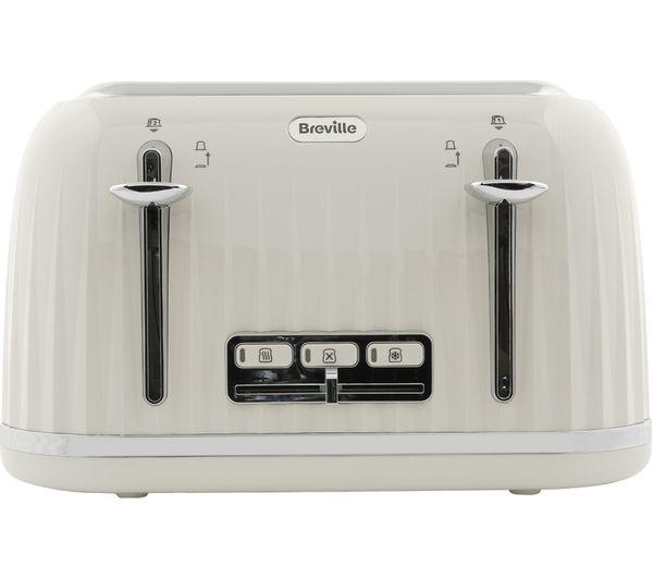 Breville Impressions 4 Alice Vanilla Toaster £14.99 instore at CoOp (found Halesworth)