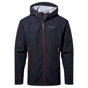 Craghoppers Roswell Weatherproof jacket in four colours (navy, navy/blue, red, and yellow) for £30.60 delivered using code @ Craghoppers