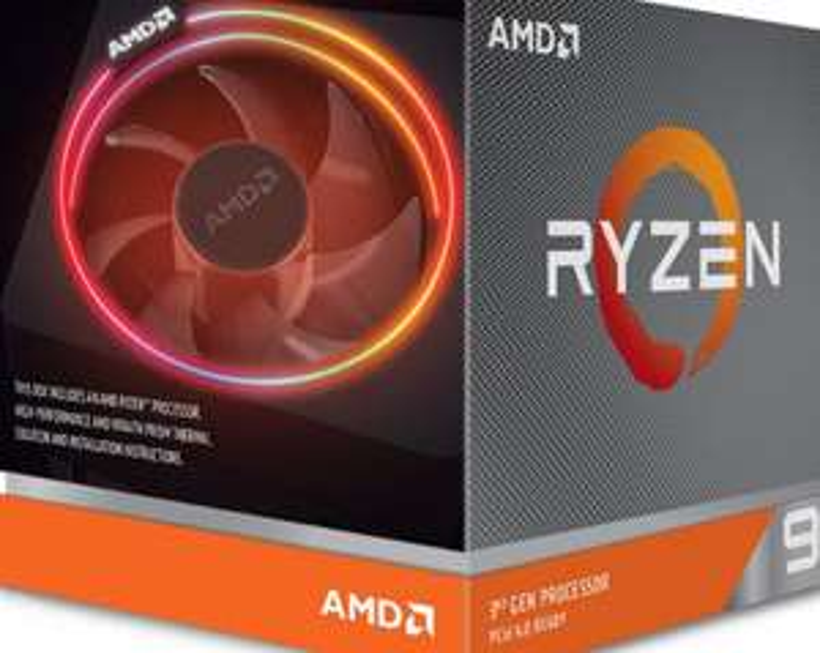 **B Grade** AMD Ryzen 9 3900XT Twelve Core Cpu 4.7GHz (Socket AM4) Processor - Retail £308.69 delivered at Overclockers