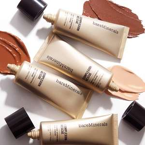 £10 Off a £50 spend, £20 Off an £80 spend using discount code @ bareMinerals