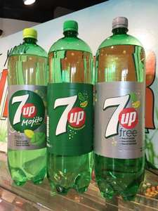 2L Bottles 7up/7up Free/Tango Orange/Dark Berry/Watermelon are £1 @ One Stop Convenience Stores