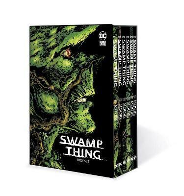 Saga of the Swamp Thing 6 Vol. Box Set Graphic novels £64.65 at A Great Read