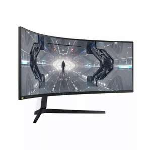 """SAMSUNG Odyssey G95 LC49G95TSSUXEN 240Hz 49"""" Gaming Monitor HDMI DP G-Sync VESA - open Box £779.99 (UK Mainland) @ compadvance_outlet"""