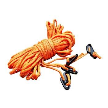 Regatta 4 Pack 2 Metre Guy Lines - Orange 84p delivered, using code @ Hawkshead