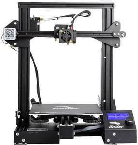 Creality Ender-3 Pro 3D Printer with WiFi module Next Day Delivered for £148 @ Box