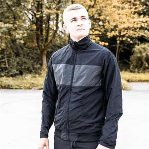 Mens Creative Recreation Ventura Track Top - Black for £12.74 or with Pants £22.48 delivered @ Brand X