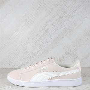 Womens Puma Vikky V2 Suede Trainers / Puma Suede Classic Trainers £15.00 each using code + £2.99 delivery @ Brand X