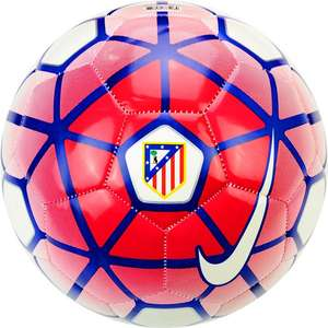 Atletico Madrid Nike Football Size 5 - £5.99 delivered @ Classic Football Shirts